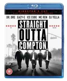Straight Outta Compton - Director's Cut, Blu-ray