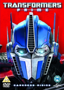 Transformers - Prime: Season One - Darkness Rising, DVD