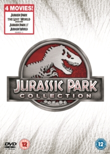 Jurassic Park Collection, DVD  DVD