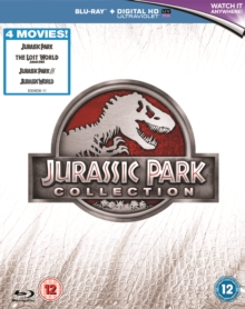 Jurassic Park Collection, Blu-ray