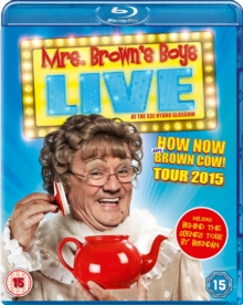 Mrs Brown's Boys: Live - How Now Mrs Brown Cow, Blu-ray