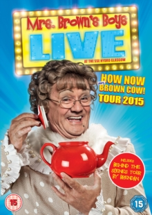 Mrs Brown's Boys: Live - How Now Mrs Brown Cow, DVD