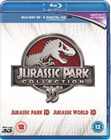 Jurassic Park/Jurassic World, Blu-ray