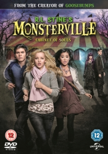R.L. Stine's Monsterville - The Cabinet of Souls, DVD