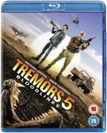 Tremors 5 - Bloodlines, Blu-ray
