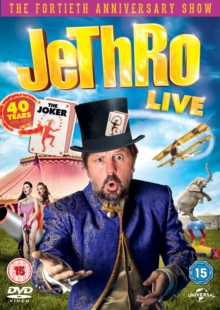 Jethro: Live - 40 Years the Joker, DVD