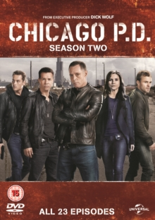 Chicago P.D.: Season 2, DVD  DVD