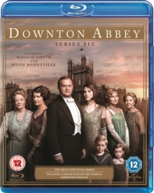 Downton Abbey: Series 6, Blu-ray