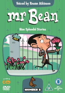 Mr Bean - The Animated Adventures: Season 2 - Volume 2, DVD