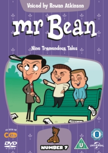 Mr Bean - The Animated Adventures: Season 2 - Volume 1, DVD