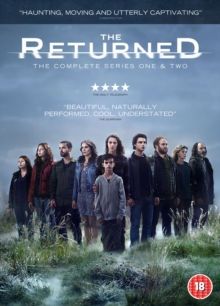 The Returned: Series 1 and 2, DVD