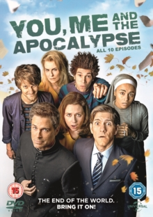 You, Me and the Apocalypse, DVD