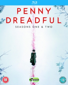 Penny Dreadful: Seasons One and Two, Blu-ray