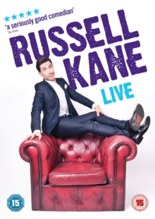 Russell Kane: Live, DVD