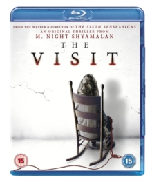 The Visit, Blu-ray