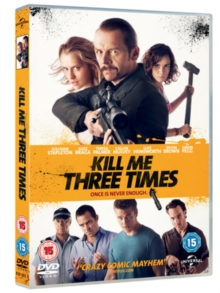 Kill Me Three Times, DVD