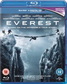 Everest, Blu-ray  BluRay