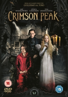 Crimson Peak, DVD DVD