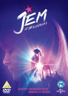 Jem and the Holograms, DVD