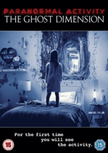 Paranormal Activity: The Ghost Dimension, DVD