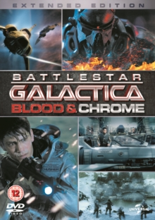 Battlestar Galactica: Blood and Chrome (Extended Edition), DVD  DVD
