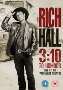 Rich Hall: 3:10 to Humour, DVD DVD