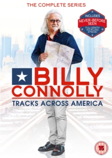 Billy Connolly Tracks Across America, DVD