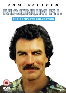 Magnum P.I.: The Complete Collection, DVD DVD