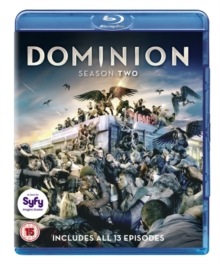 Dominion: Season 2, Blu-ray