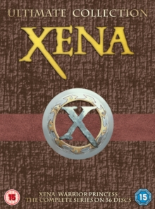 Xena - Warrior Princess: Complete Series 1-6, DVD DVD