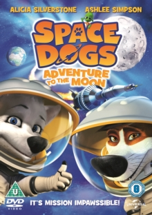 Space Dogs - Adventure to the Moon, DVD