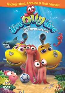 Dive Olly Dive and the Octopus Rescue, DVD