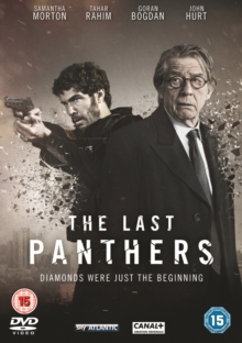 The Last Panthers, DVD DVD