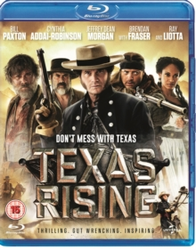 Texas Rising, Blu-ray