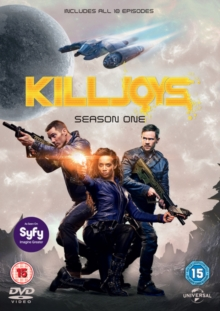 Killjoys: Season 1, DVD