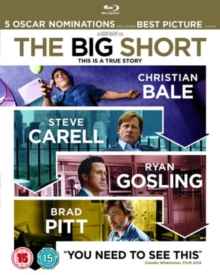 The Big Short, Blu-ray