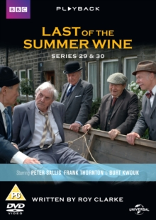 Last of the Summer Wine: The Complete Series 29 and 30, DVD