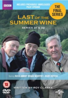 Last of the Summer Wine: The Complete Series 31 and 32, DVD
