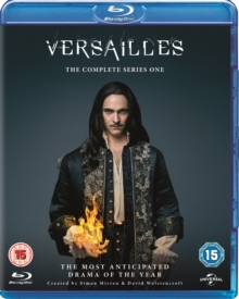 Versailles: The Complete Series One, Blu-ray