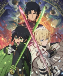 Seraph of the End: Season 1 - Part 1, DVD DVD