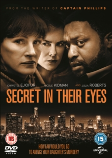Secret in Their Eyes, DVD