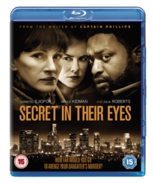Secret in Their Eyes, Blu-ray
