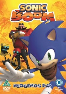 Sonic Boom: Volume 2 - Hedgehog Day, DVD