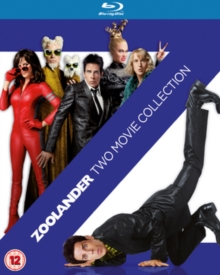 Zoolander/Zoolander No. 2, Blu-ray BluRay