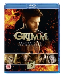 Grimm: Season 5, Blu-ray