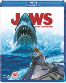 Jaws 4 - The Revenge, Blu-ray