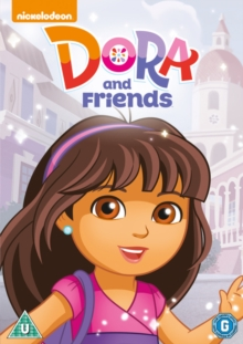 Dora the Explorer: Dora and Friends, DVD DVD
