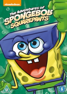 Adventures of SpongeBob Squarepants, DVD DVD
