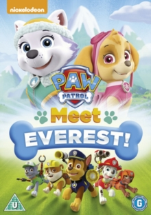 Paw Patrol: Meet Everest!, DVD