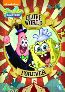 SpongeBob Squarepants: Glove World Forever, DVD DVD